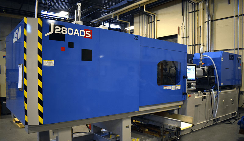55 to 450 ton Presses - SMI Molding Inc Clearfield Utah
